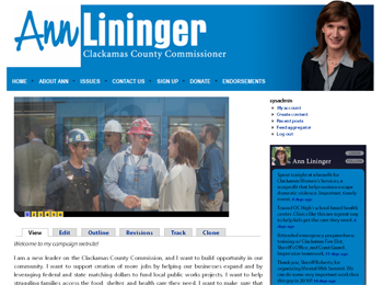 Ann Lininger for Clackamas County Commissioner