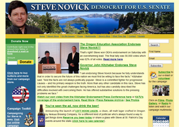 Novick for U.S. Senate